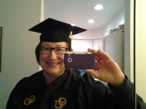 Ready for graduation